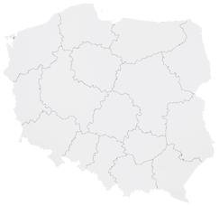 Dostawa na terenie Całej Polski